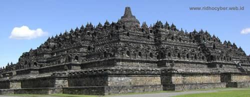 71 Gambar Peninggalan Sejarah Candi Borobudur HD