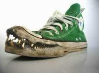Inilah Cara Mudah Menghilangkan Bau Busuk Sepatu